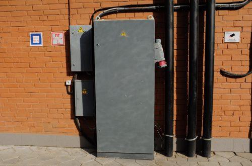 Used generator sets